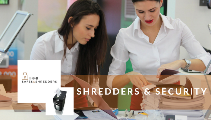 Security with Shredder Cuts